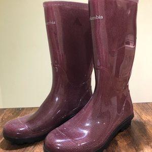 Columbia Woman's Rain Boots